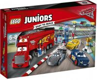 LEGO Juniors Disney Cars Florida 500 finalerace