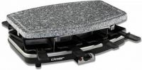 Steengrill raclette 6430, 8 persoons - cloer