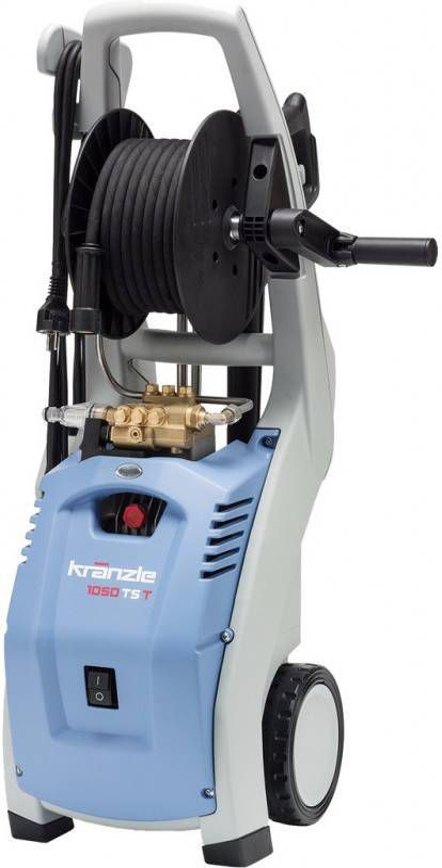Kranzle K 1050 TST Hogedrukreiniger 2200W 130 bar 450L/uur online kopen