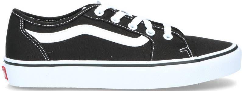 Zwarte Skateschoenen Vans Filmore Decon online kopen