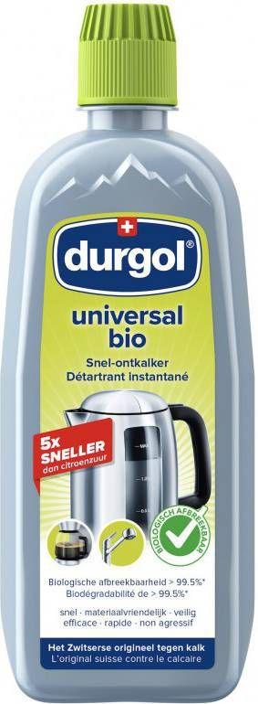Durgol ontkalker universeel biologisch 500ml Ontkalker online kopen