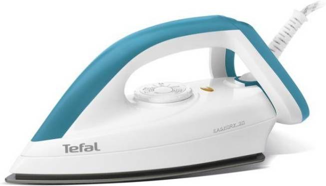 Tefal EasyDry 20 FS4020 Strijkijzer Blauw/Wit online kopen