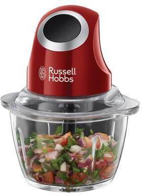 Russell Hobbs 24660-56 0.5l 200W Rood elektrische hakmolen online kopen
