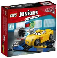 LEGO Juniors Disney Cars 3 Cruz race simulator(10731 )