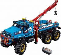 LEGO Technic 6x6 all terrain sleepwagen(42070 )