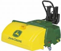 Rolly Toys veegmachine RollyTrac John Deere