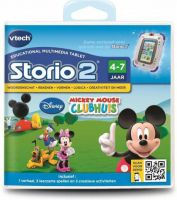 VTech Storio Game Disney Mickey Mouse Clubhuis