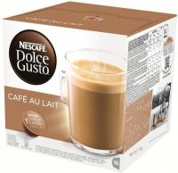 Nescafe Dolce GustoDolce Gusto Cafe Au Lait Cups & Capsules