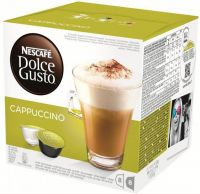 Nescafe Dolce GustoDolce Gusto Cappuccino Cups & Capsules