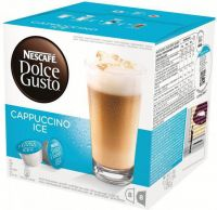 Nescafe Dolce GustoDolce Gusto Cappuccino Ice Cups & Capsules