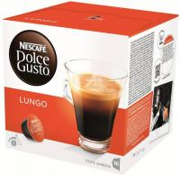Nescafe Dolce GustoDolce Gusto Lungo Cups & Capsules