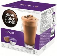 Nescafe Dolce GustoDolce Gusto Mocha Cups & Capsules