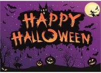 ShoppartnersHalloween - Happy Halloween poster 42 x 59 cm